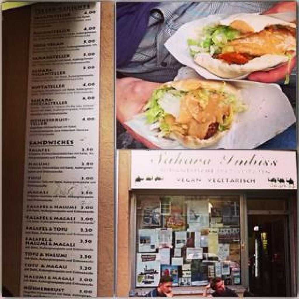 """Photo of Sahara Imbiss - Wildenbruchstr  by <a href=""""/members/profile/MafeGomez"""">MafeGomez</a> <br/>delicious falafel <br/> August 11, 2014  - <a href='/contact/abuse/image/44321/76705'>Report</a>"""