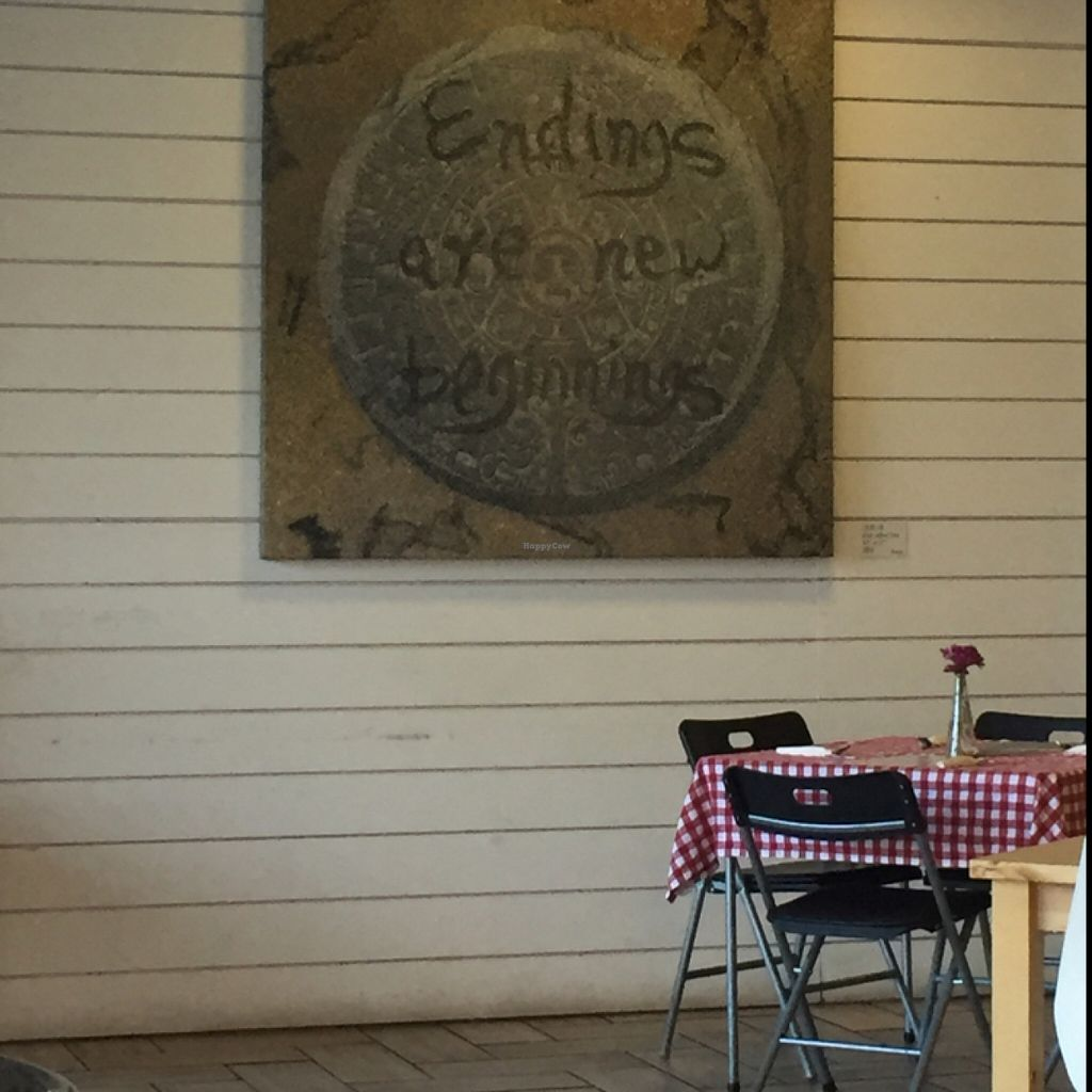 "Photo of Cocobana Restaurante Vegetariano  by <a href=""/members/profile/Irynatango"">Irynatango</a> <br/>Inside Cocobana <br/> November 30, 2015  - <a href='/contact/abuse/image/44338/126720'>Report</a>"