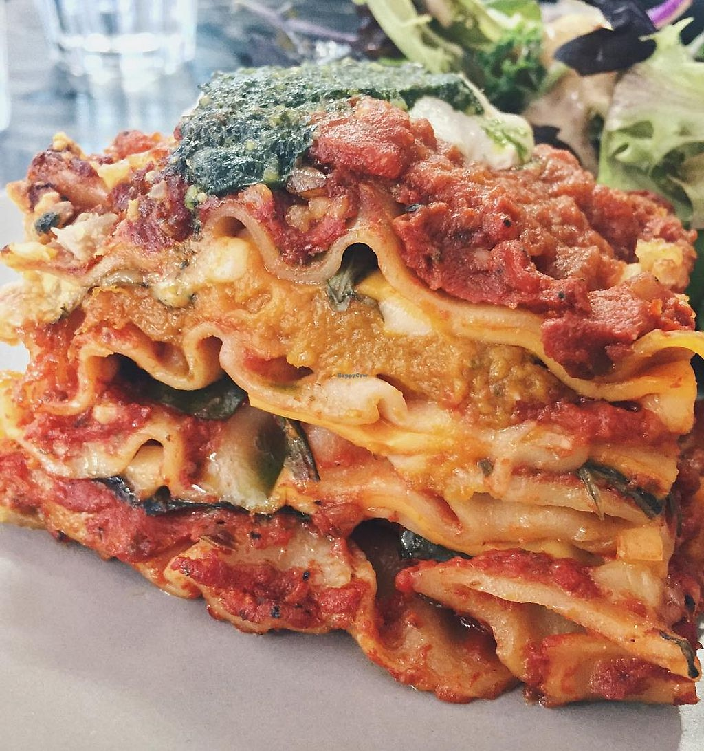 "Photo of The Pearfect Pantry  by <a href=""/members/profile/caitjoy"">caitjoy</a> <br/>vegan lasagne <br/> September 30, 2017  - <a href='/contact/abuse/image/44360/310186'>Report</a>"
