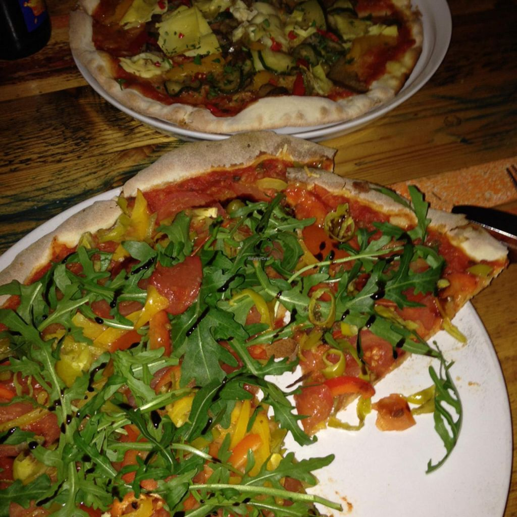 """Photo of SlimJims  by <a href=""""/members/profile/vegitill"""">vegitill</a> <br/>vegan pizza <br/> January 21, 2014  - <a href='/contact/abuse/image/44381/62895'>Report</a>"""