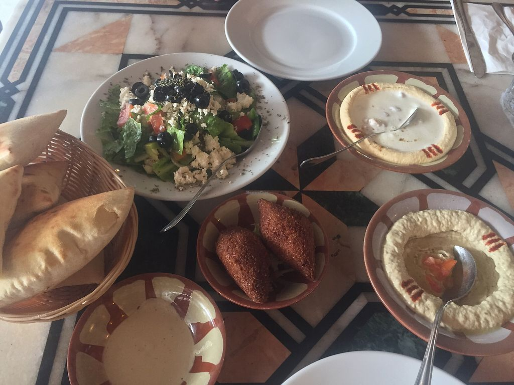 """Photo of Beirut  by <a href=""""/members/profile/Dianebg"""">Dianebg</a> <br/>Lebanese feast  <br/> January 7, 2018  - <a href='/contact/abuse/image/44419/344094'>Report</a>"""