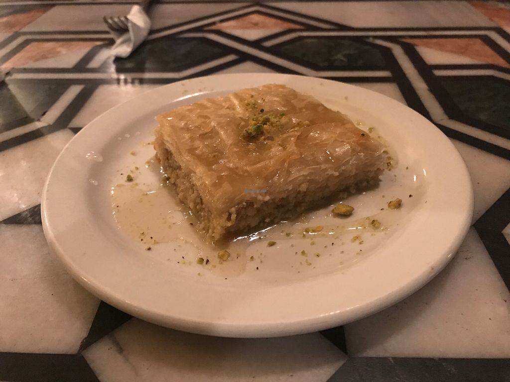 """Photo of Beirut  by <a href=""""/members/profile/GaryBartlett"""">GaryBartlett</a> <br/>Baklava was delicious  <br/> March 26, 2018  - <a href='/contact/abuse/image/44419/376203'>Report</a>"""