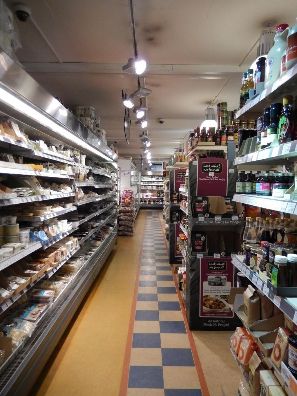 """Photo of The Natural Grocery Store  by <a href=""""/members/profile/CLRtraveller"""">CLRtraveller</a> <br/>interior <br/> August 21, 2015  - <a href='/contact/abuse/image/44432/114556'>Report</a>"""