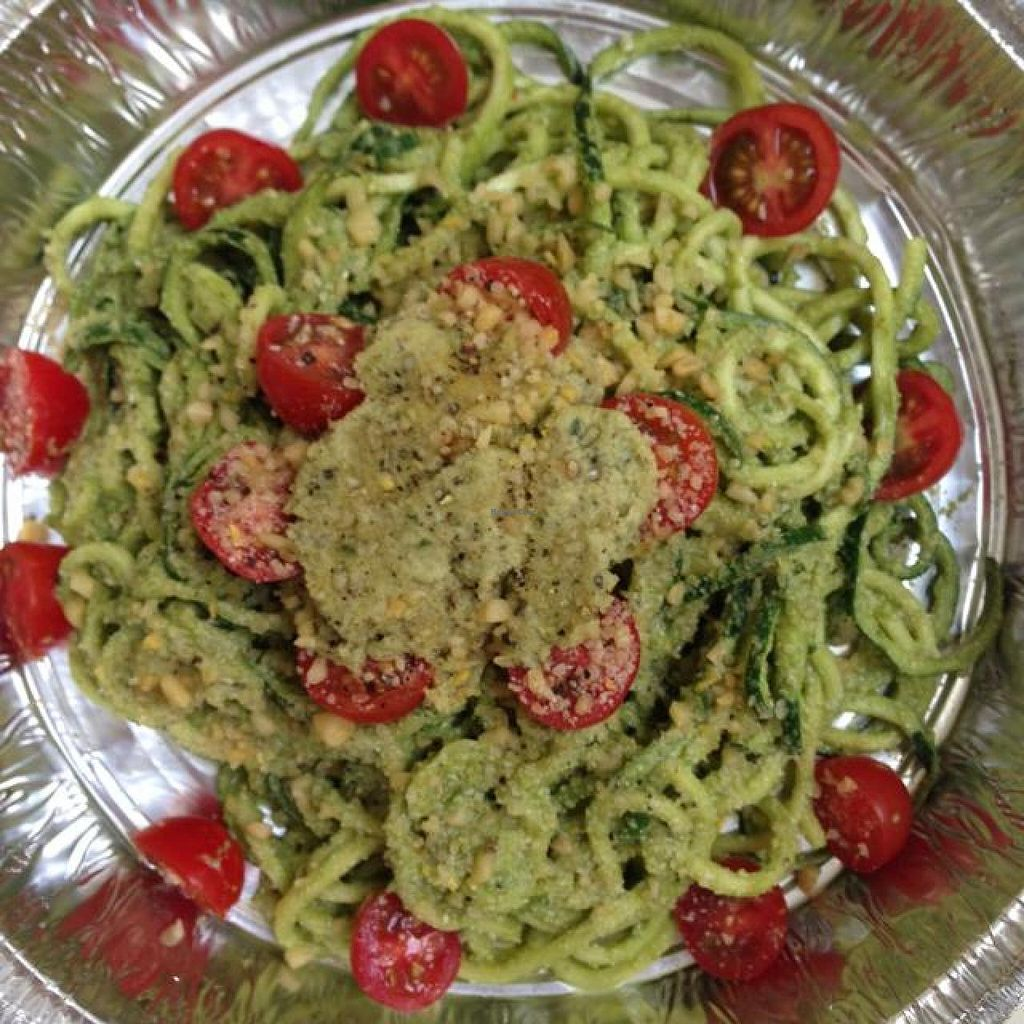 """Photo of Roots Cafe  by <a href=""""/members/profile/Lyzza54"""">Lyzza54</a> <br/>Pesto Fresco <br/> April 3, 2014  - <a href='/contact/abuse/image/44441/66983'>Report</a>"""