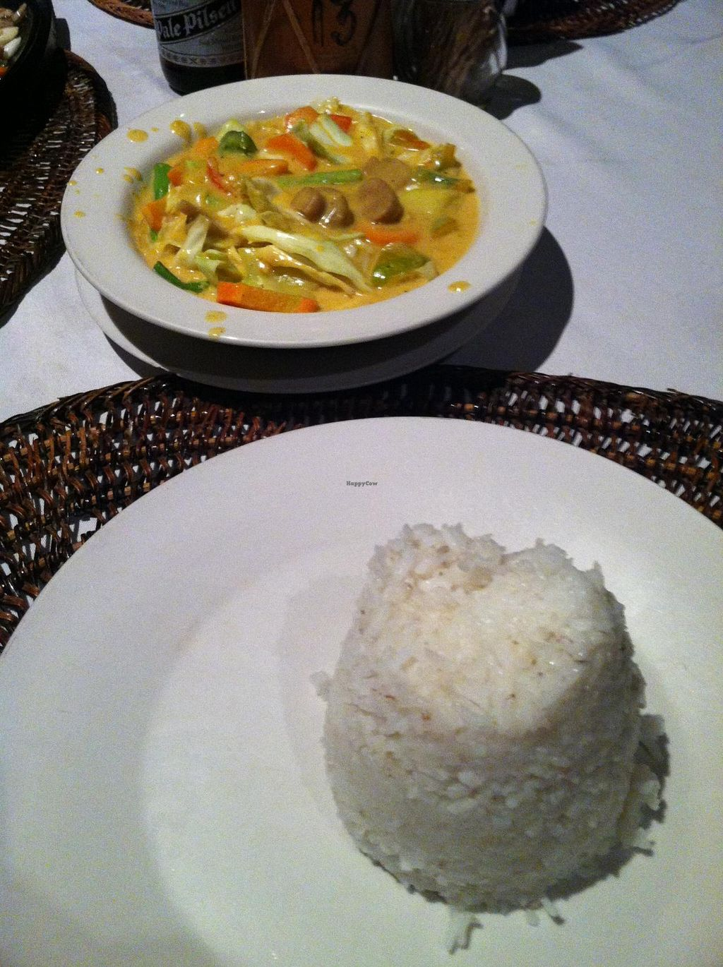 "Photo of Seadive Restaurant  by <a href=""/members/profile/Inoshishi"">Inoshishi</a> <br/>Vegetable curry <br/> January 13, 2014  - <a href='/contact/abuse/image/44450/62450'>Report</a>"