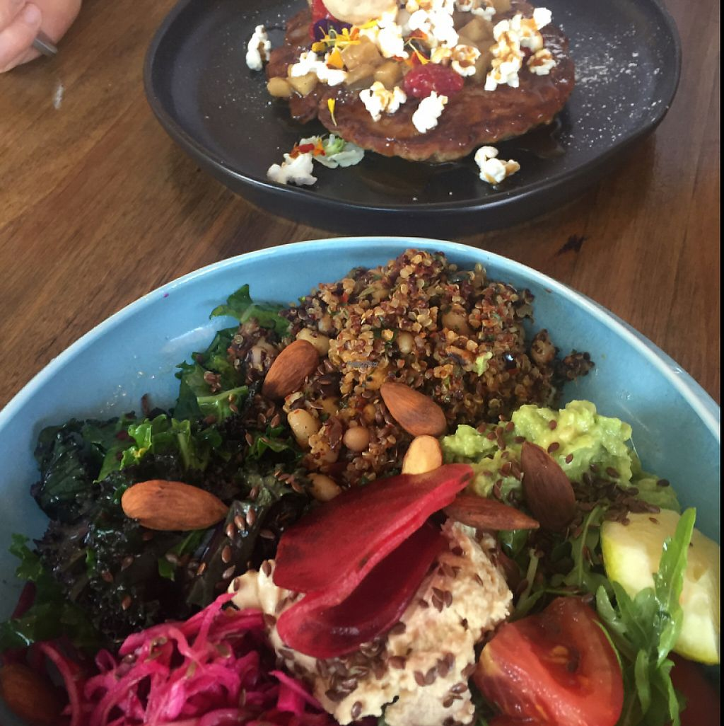 "Photo of Sister of Soul  by <a href=""/members/profile/TaraMurray"">TaraMurray</a> <br/>The pancakes and the Rainbow Breaky Bowl <br/> January 7, 2017  - <a href='/contact/abuse/image/44467/208926'>Report</a>"