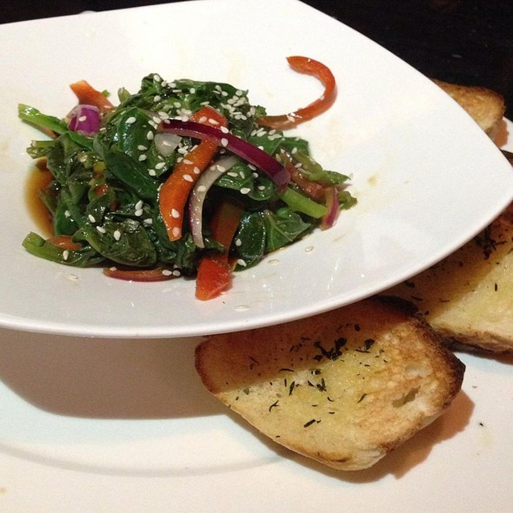 """Photo of El Gaff  by <a href=""""/members/profile/Longina"""">Longina</a> <br/>Bok Choy and Swiss Chard Stir-fry <br/> January 5, 2014  - <a href='/contact/abuse/image/44471/61878'>Report</a>"""