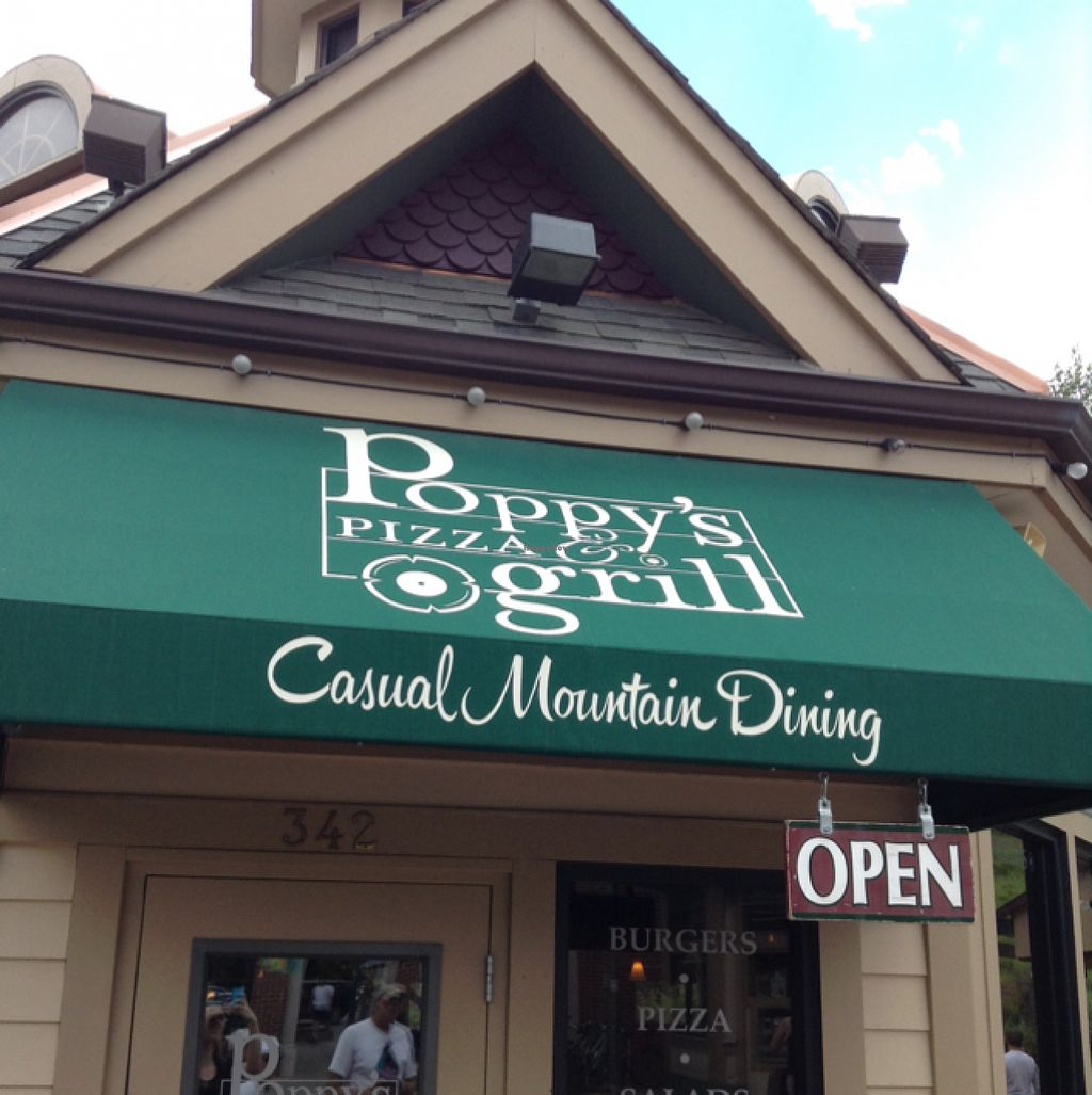 """Photo of Poppy's Pizza and Grill  by <a href=""""/members/profile/Lianna.lcaulk"""">Lianna.lcaulk</a> <br/>outside Poppy's Pizza and Grill <br/> August 1, 2015  - <a href='/contact/abuse/image/44483/111861'>Report</a>"""
