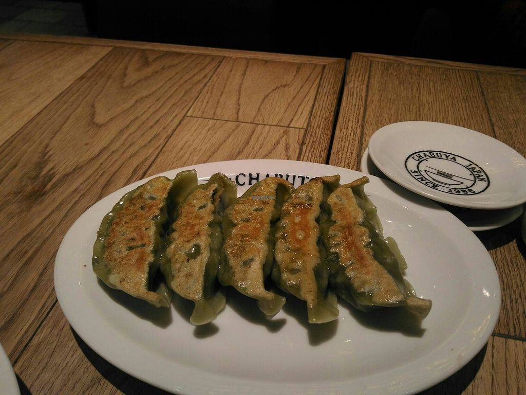 "Photo of Chabuton  by <a href=""/members/profile/doci"">doci</a> <br/>veggie gyoza <br/> February 1, 2018  - <a href='/contact/abuse/image/44525/353378'>Report</a>"