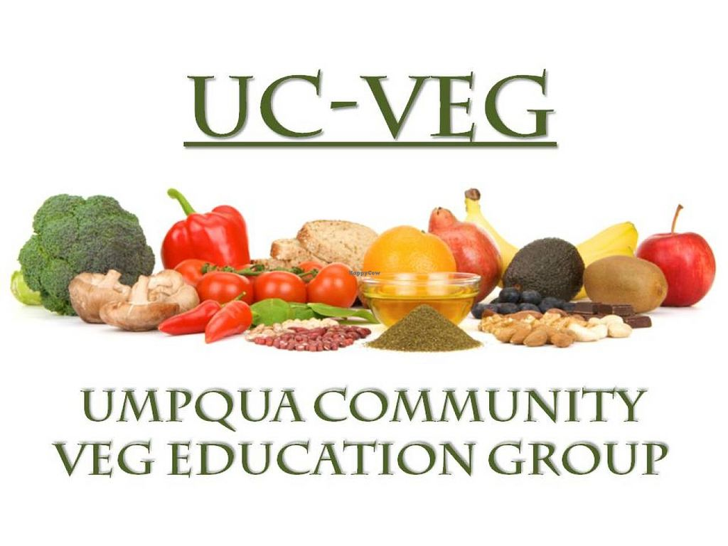 "Photo of Umpqua Community Veg Education Group  by <a href=""/members/profile/Perry%20Applefield"">Perry Applefield</a> <br/>We have monthly events...check out our facebook page to see what's going on! <br/> January 7, 2014  - <a href='/contact/abuse/image/44527/62056'>Report</a>"