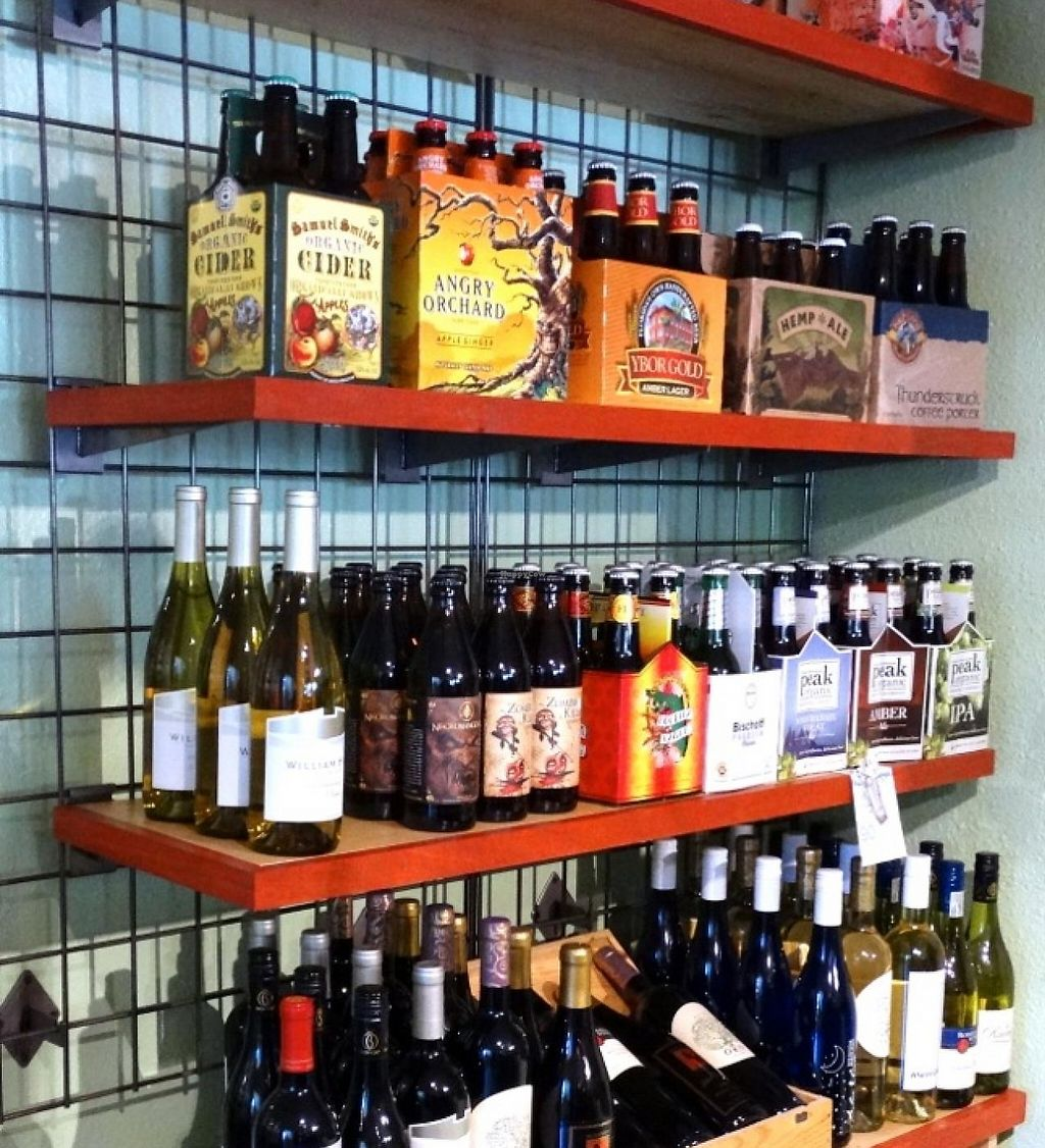 "Photo of Mangia Gourmet  by <a href=""/members/profile/Scott%20Linde"">Scott Linde</a> <br/>A wide assortment of specialty beer, wine, and ales are available at Mangia Gourmet. Enjoy with your meal or take it to go <br/> January 8, 2014  - <a href='/contact/abuse/image/44535/197567'>Report</a>"