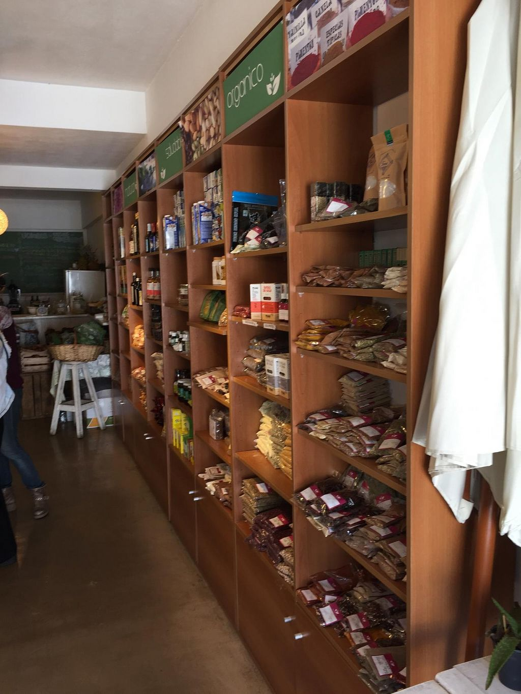 """Photo of Mercado Verde  by <a href=""""/members/profile/cuckooworld"""">cuckooworld</a> <br/>Many more organic products <br/> February 20, 2015  - <a href='/contact/abuse/image/44537/93594'>Report</a>"""