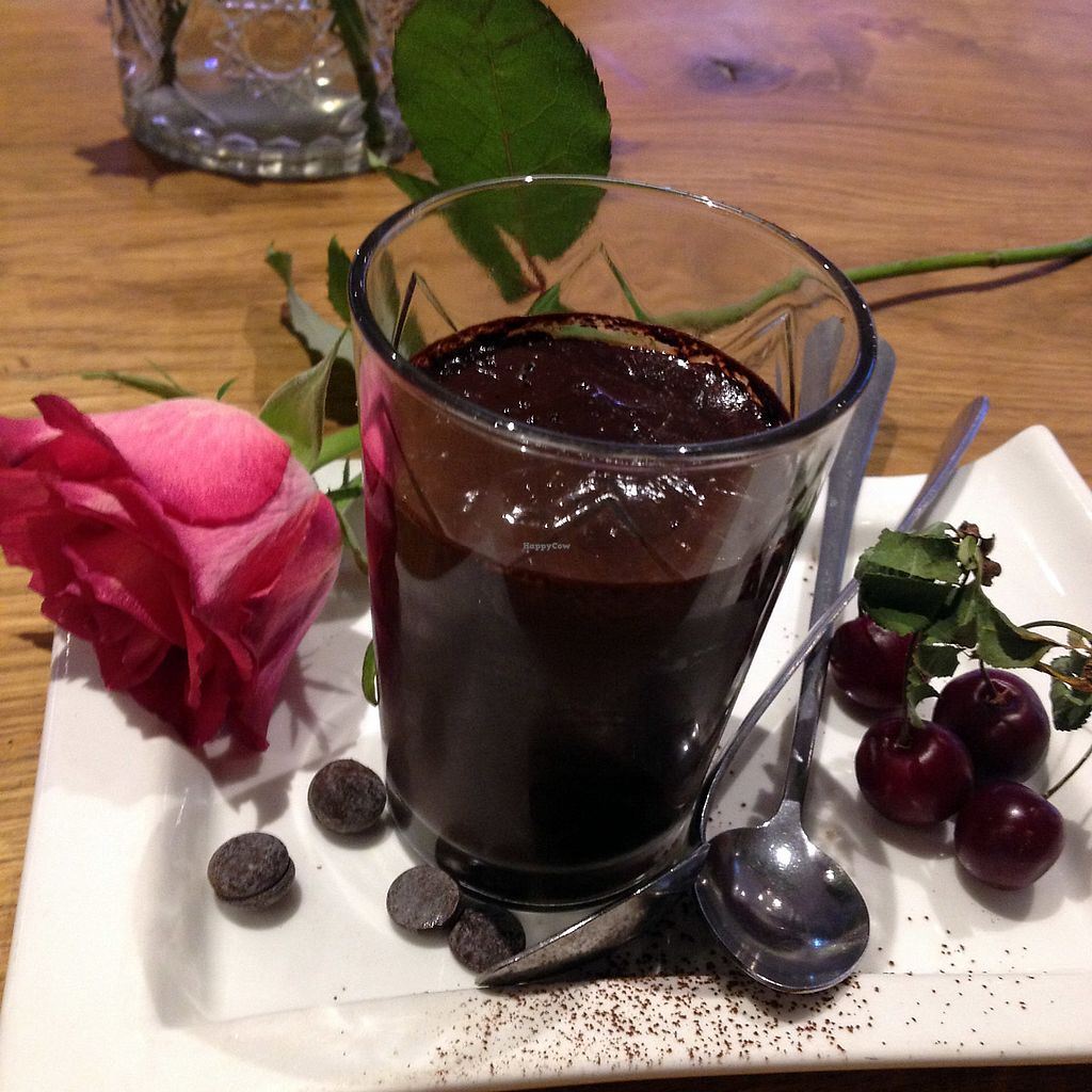 """Photo of Vengo Die Gemusekuche  by <a href=""""/members/profile/VeganGecko"""">VeganGecko</a> <br/>vegan avocado chocolate pudding <br/> June 29, 2017  - <a href='/contact/abuse/image/44543/274683'>Report</a>"""