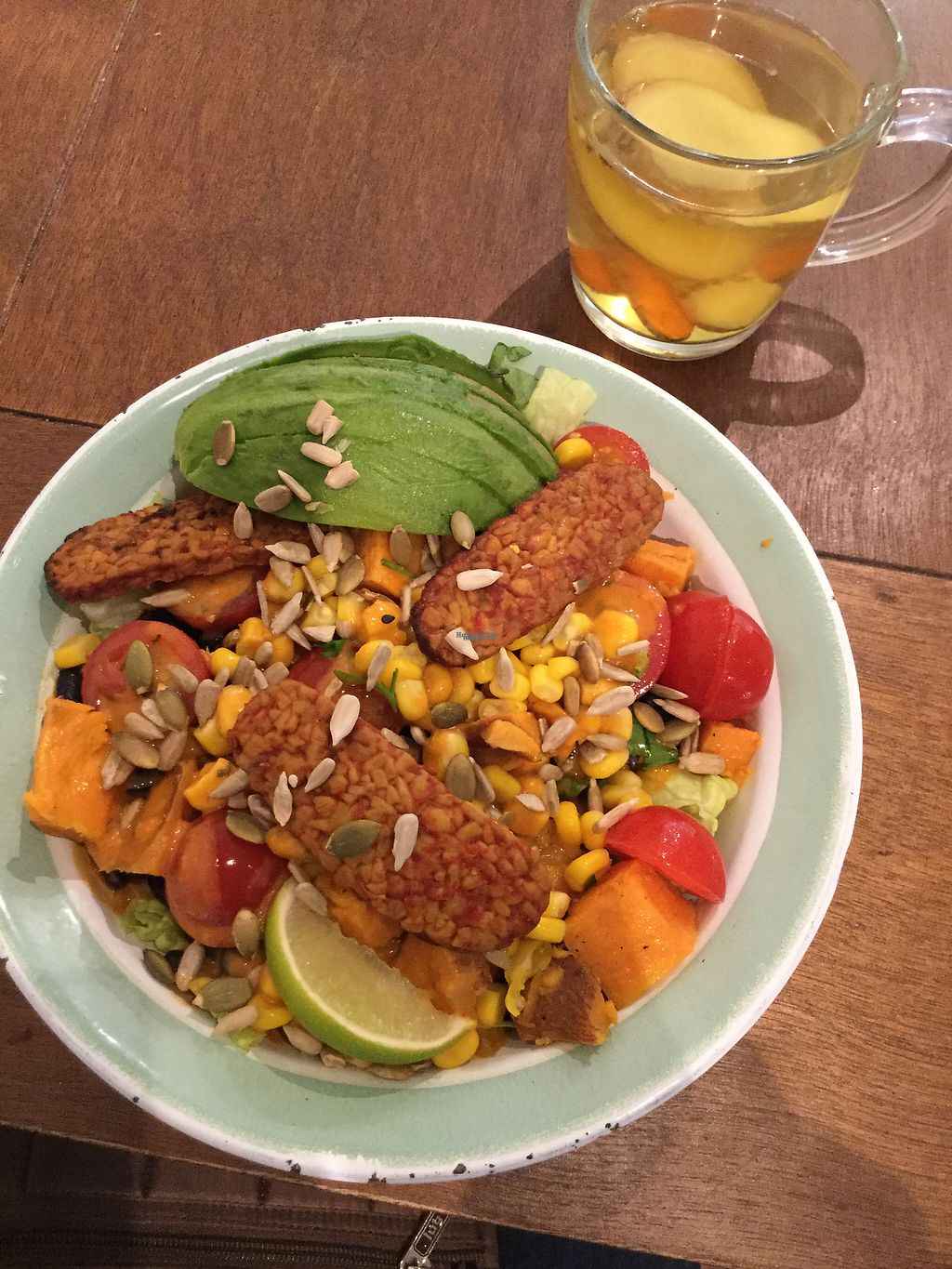 """Photo of SLA - Westerstraat  by <a href=""""/members/profile/Minilowen"""">Minilowen</a> <br/>Mexican Tempeh Bowl. This saved me! <br/> April 1, 2017  - <a href='/contact/abuse/image/44552/243417'>Report</a>"""