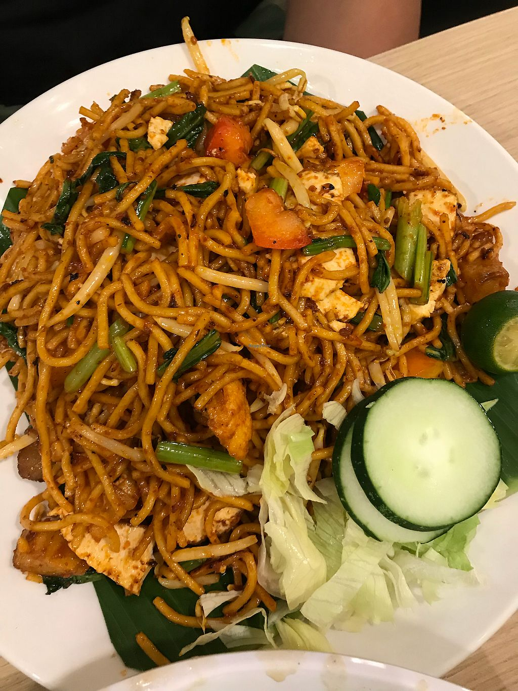 "Photo of Gokul Vegetarian Restaurant and Cafe  by <a href=""/members/profile/gayle81"">gayle81</a> <br/>Massive mee goreng  <br/> December 16, 2017  - <a href='/contact/abuse/image/4455/336044'>Report</a>"