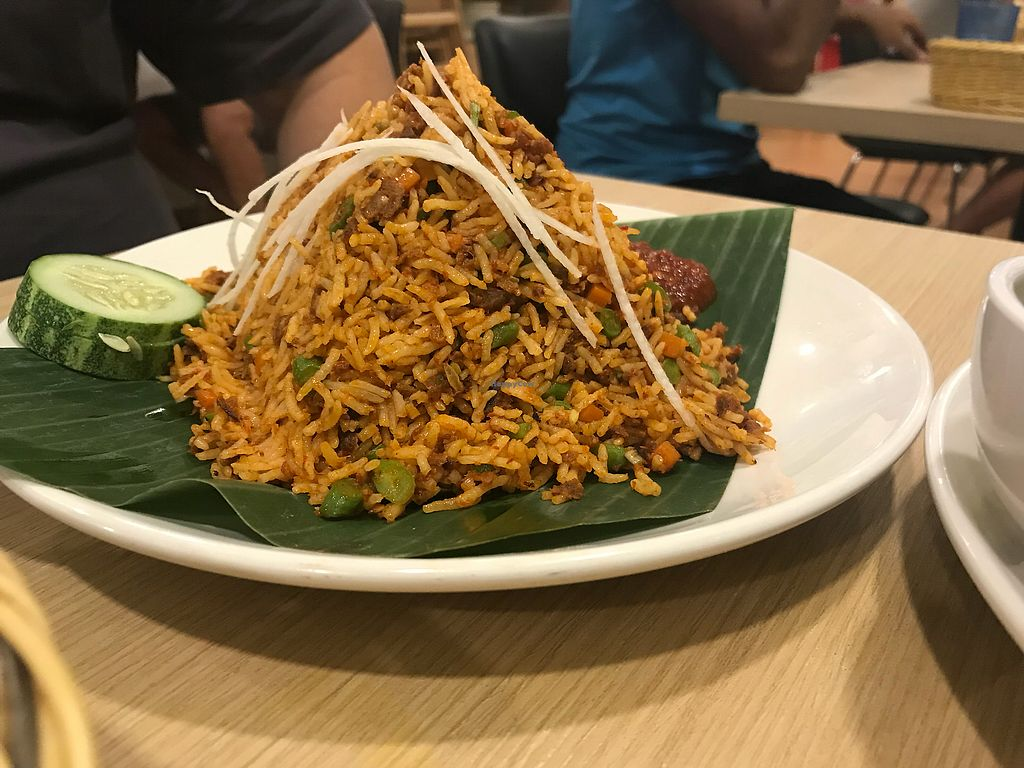 "Photo of Gokul Vegetarian Restaurant and Cafe  by <a href=""/members/profile/MissAshley"">MissAshley</a> <br/>Nasi goreng sambal <br/> December 23, 2017  - <a href='/contact/abuse/image/4455/338331'>Report</a>"