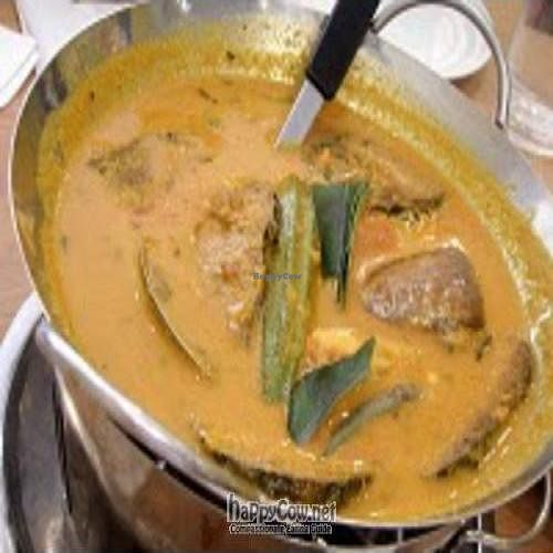 "Photo of Gokul Vegetarian Restaurant and Cafe  by <a href=""/members/profile/Peace%20..."">Peace ...</a> <br/>Gokul Speciality - Vegetarian Curry Fish Head <br/> February 26, 2010  - <a href='/contact/abuse/image/4455/3810'>Report</a>"