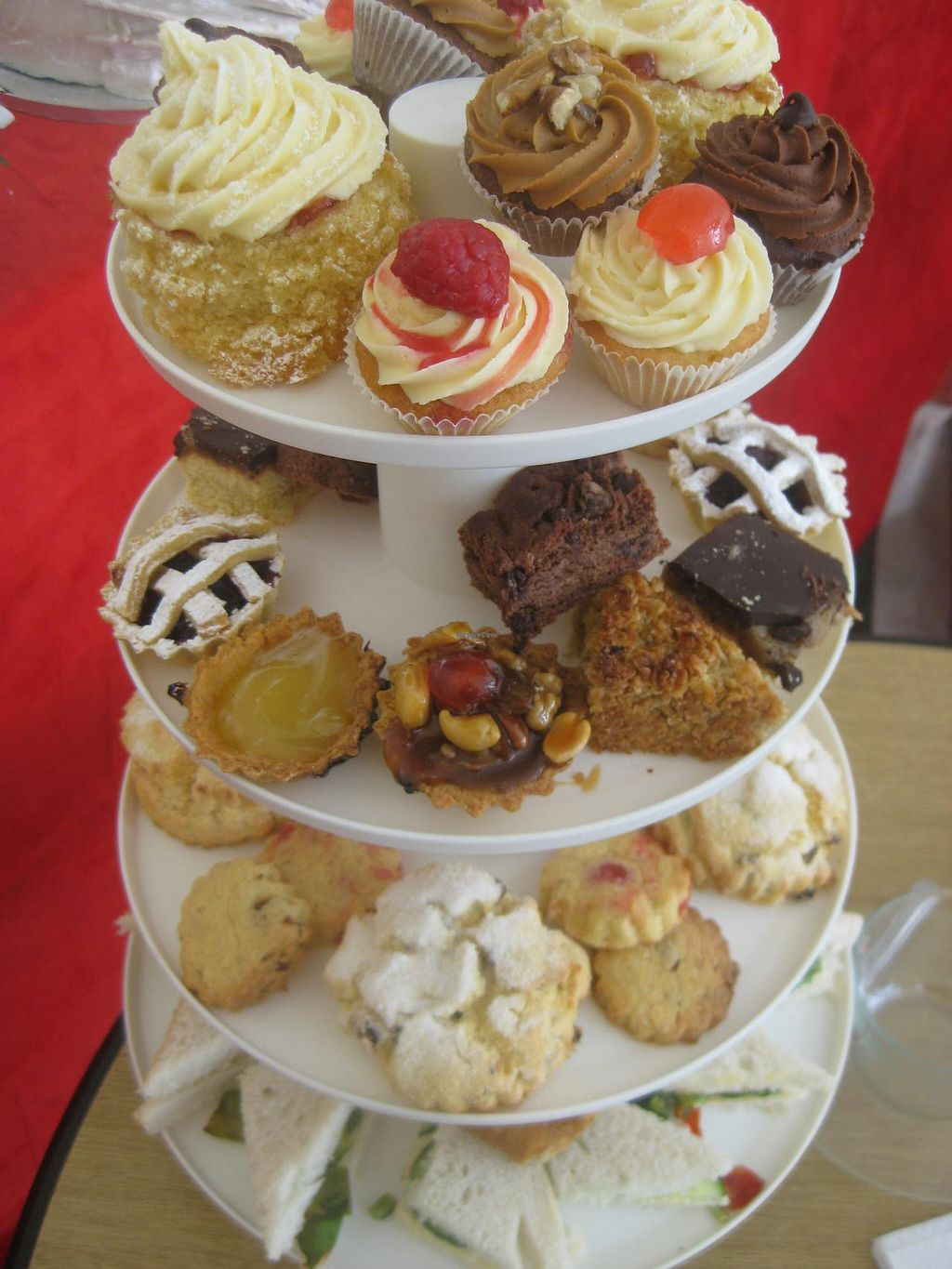 """Photo of Steel City Cakes  by <a href=""""/members/profile/jennyc32"""">jennyc32</a> <br/>Afternoon tea <br/> June 3, 2015  - <a href='/contact/abuse/image/44574/104626'>Report</a>"""