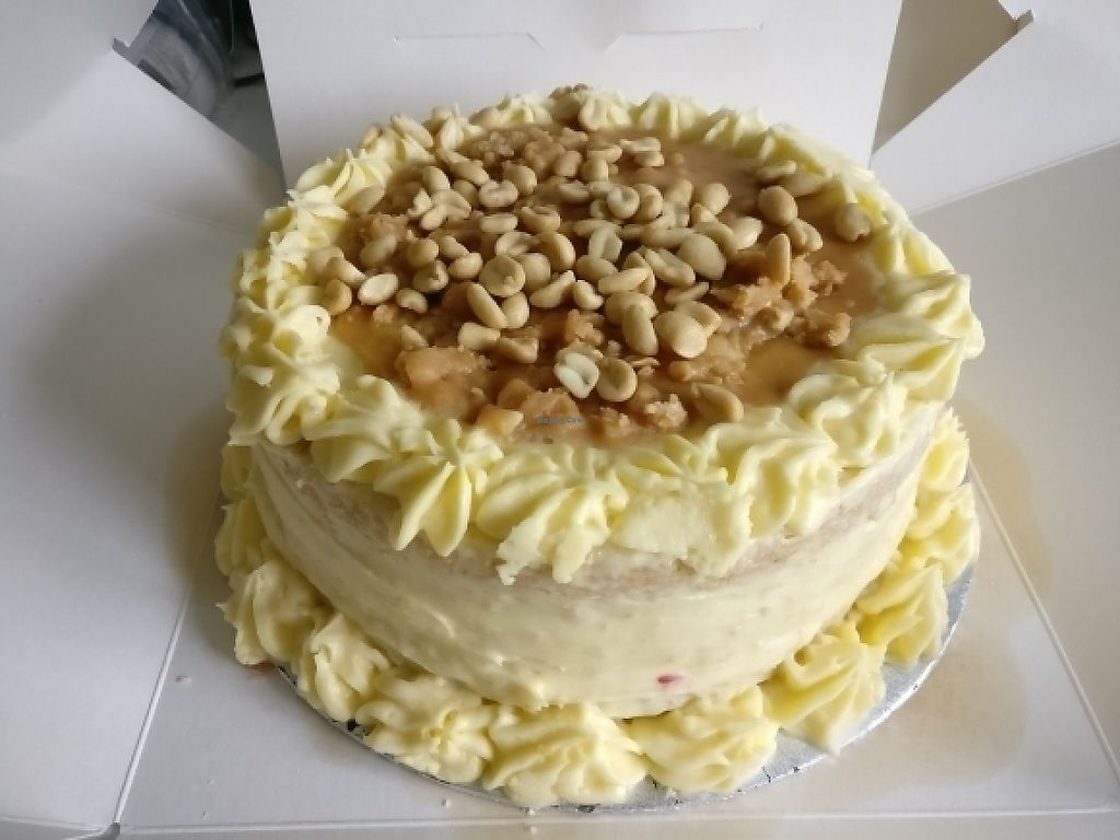 """Photo of Steel City Cakes  by <a href=""""/members/profile/Meaks"""">Meaks</a> <br/>Peanut Butter and Toffee <br/> May 21, 2017  - <a href='/contact/abuse/image/44574/260989'>Report</a>"""