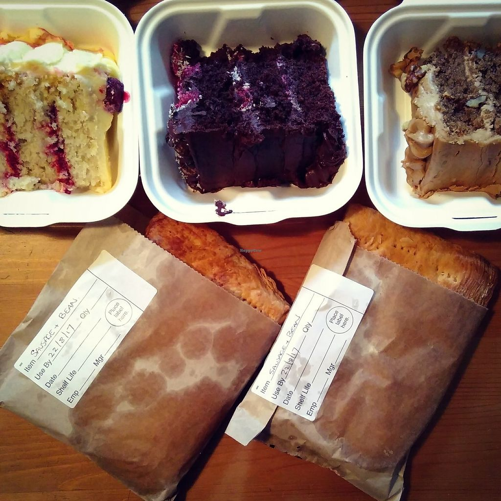 """Photo of Steel City Cakes  by <a href=""""/members/profile/madhatterspantry"""">madhatterspantry</a> <br/>Our take away haul <br/> August 20, 2017  - <a href='/contact/abuse/image/44574/294633'>Report</a>"""