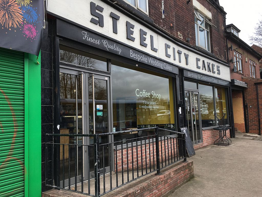 """Photo of Steel City Cakes  by <a href=""""/members/profile/hack_man"""">hack_man</a> <br/>Outside  <br/> March 23, 2018  - <a href='/contact/abuse/image/44574/374852'>Report</a>"""