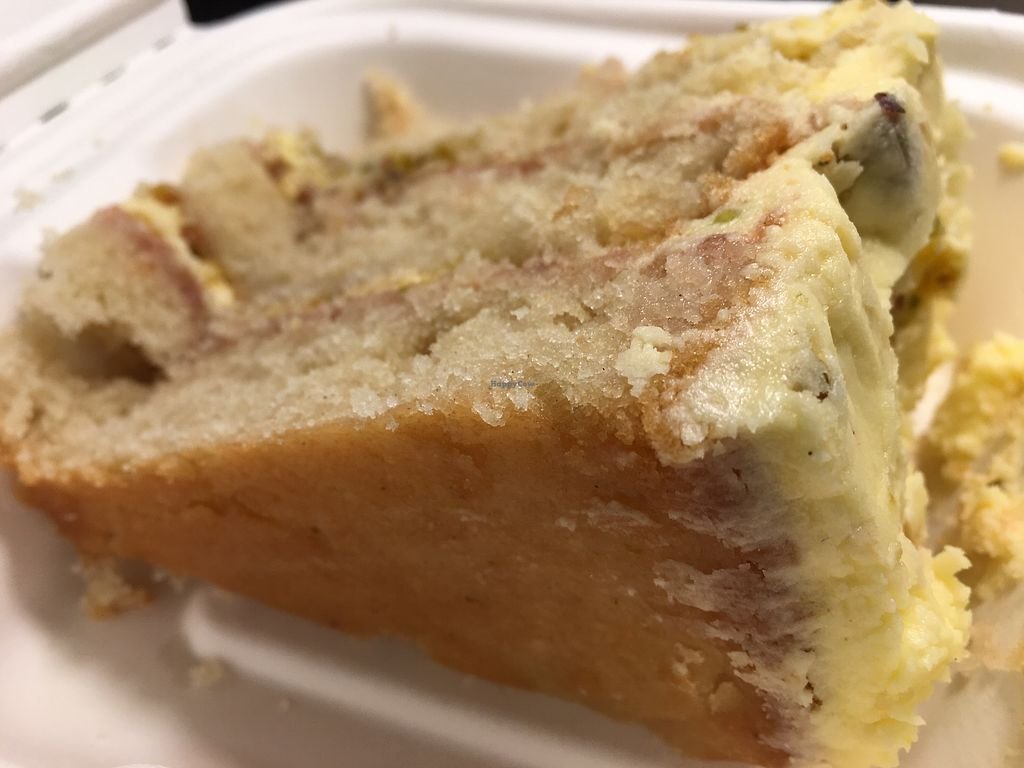 """Photo of Steel City Cakes  by <a href=""""/members/profile/hack_man"""">hack_man</a> <br/>Strawberry & pistachio cake  <br/> March 23, 2018  - <a href='/contact/abuse/image/44574/374943'>Report</a>"""