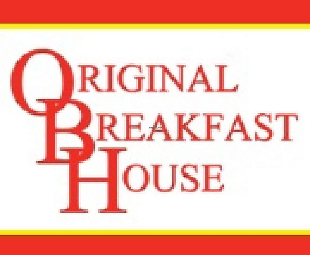 """Photo of Original Breakfast House  by <a href=""""/members/profile/community"""">community</a> <br/>Original Breakfast House <br/> February 1, 2014  - <a href='/contact/abuse/image/44585/189097'>Report</a>"""