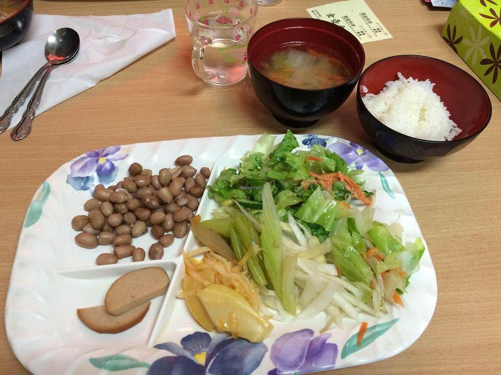 "Photo of Kintsubo Shokudo  by <a href=""/members/profile/LiaTraballero"">LiaTraballero</a> <br/>My lunch <br/> November 16, 2014  - <a href='/contact/abuse/image/44609/85763'>Report</a>"