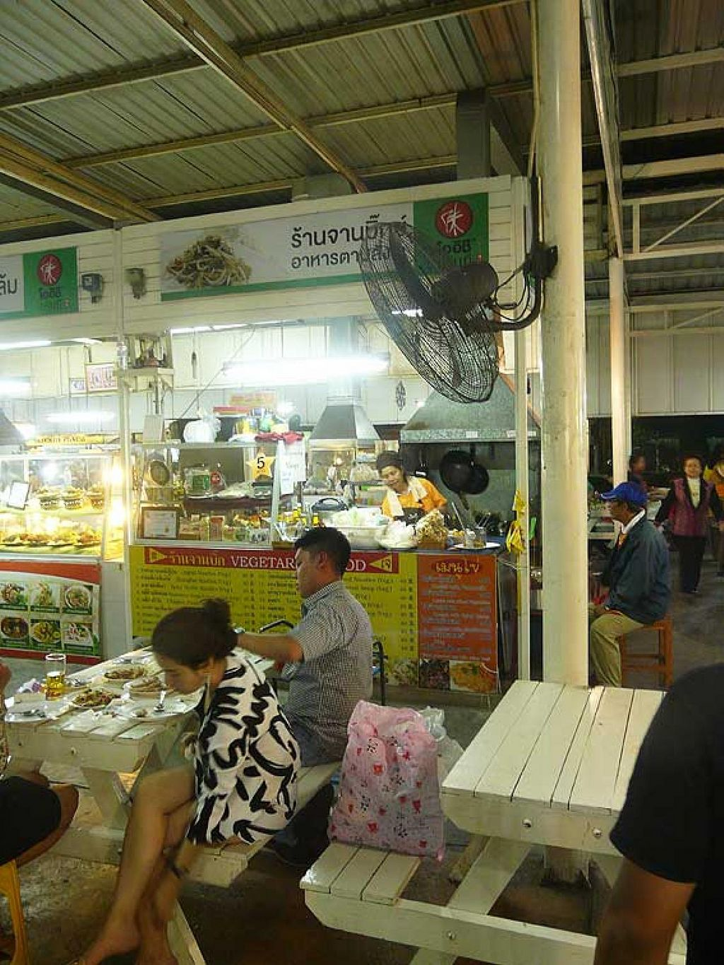 """Photo of CLOSED: Vegetarian Food Stall  by <a href=""""/members/profile/The%20Hammer"""">The Hammer</a> <br/>The Jay food stall is located at one of the corners of the food court <br/> January 19, 2014  - <a href='/contact/abuse/image/44619/62749'>Report</a>"""