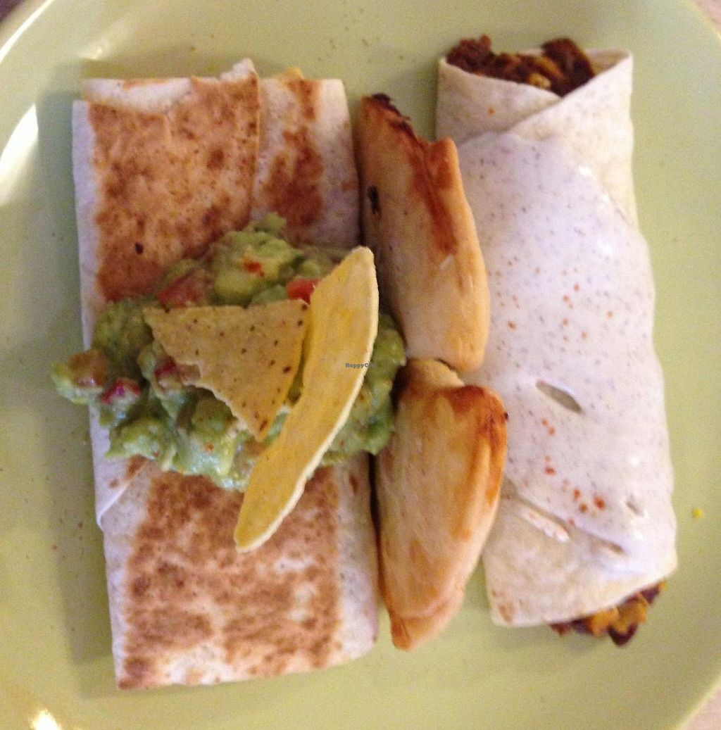 """Photo of CLOSED: Nishta  by <a href=""""/members/profile/Ven"""">Ven</a> <br/>Vegan Mexican dish <br/> July 22, 2014  - <a href='/contact/abuse/image/44626/236120'>Report</a>"""