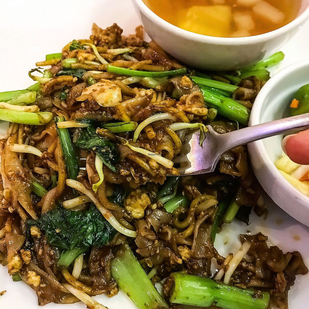 "Photo of Loving Hut  by <a href=""/members/profile/Sweetveganneko"">Sweetveganneko</a> <br/>Char kway teow <br/> March 20, 2018  - <a href='/contact/abuse/image/44628/373136'>Report</a>"
