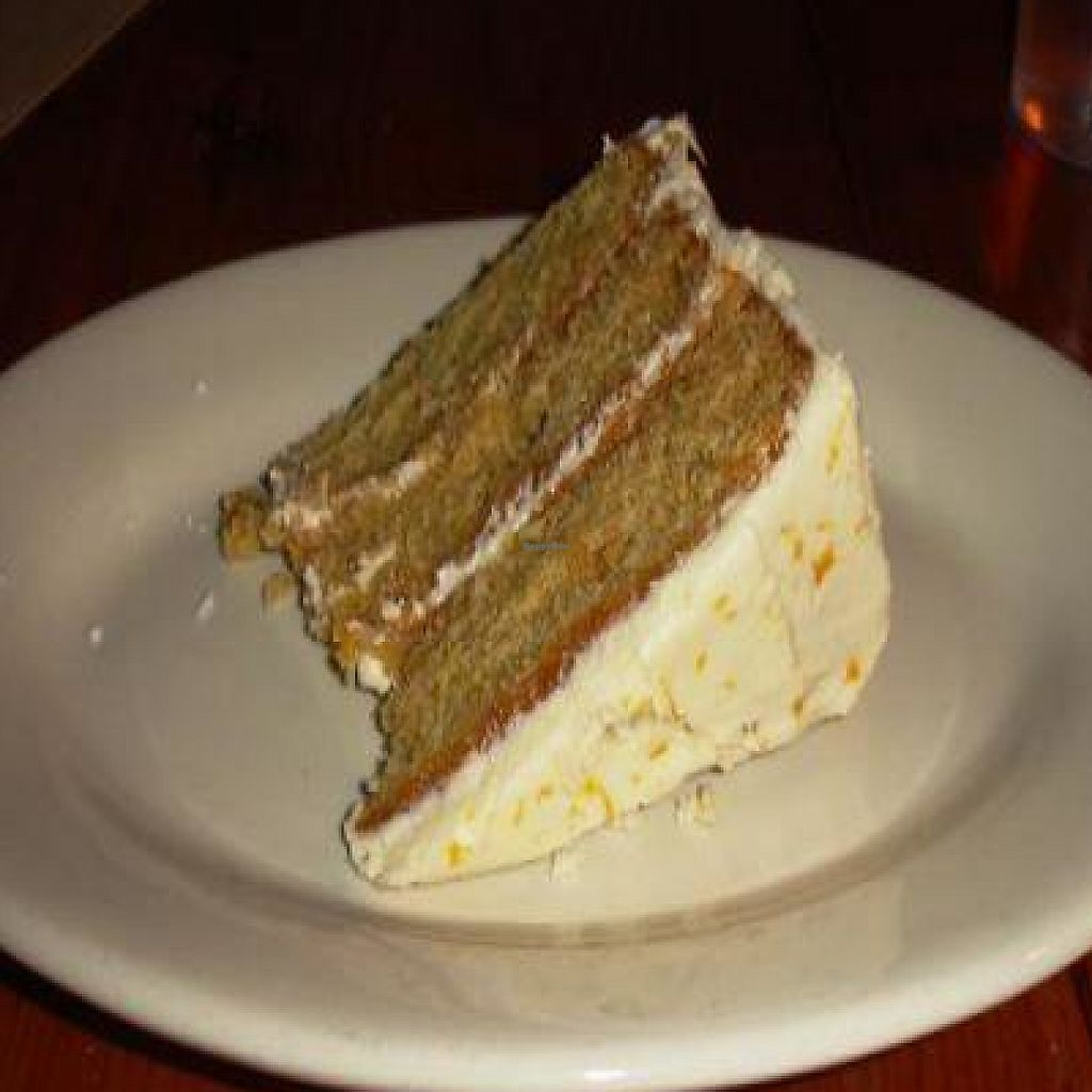 """Photo of Zabby and Elf's Stone Soup  by <a href=""""/members/profile/will-travel-for-food"""">will-travel-for-food</a> <br/>Vegan carrot cake <br/> January 21, 2010  - <a href='/contact/abuse/image/4462/231552'>Report</a>"""