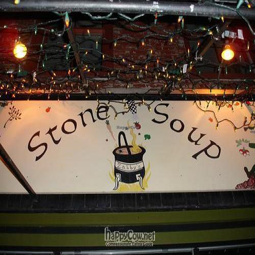 """Photo of Zabby and Elf's Stone Soup  by <a href=""""/members/profile/will-travel-for-food"""">will-travel-for-food</a> <br/>Sign <br/> January 21, 2010  - <a href='/contact/abuse/image/4462/3484'>Report</a>"""