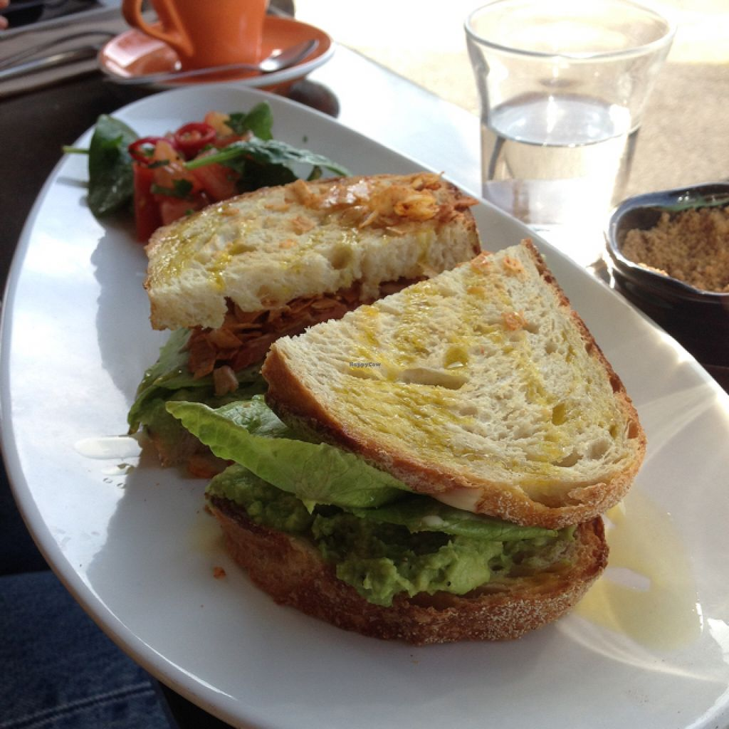 """Photo of Admiral Cheng Ho  by <a href=""""/members/profile/ErinSullivan"""">ErinSullivan</a> <br/>vegan BLAT special - it was so delicious! <br/> September 10, 2015  - <a href='/contact/abuse/image/44647/117245'>Report</a>"""