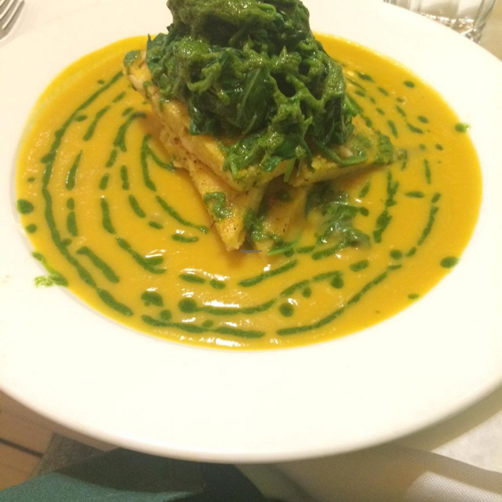 """Photo of Green Leaf  by <a href=""""/members/profile/sirrahfay"""">sirrahfay</a> <br/>super delish polenta  <br/> December 17, 2014  - <a href='/contact/abuse/image/44678/88185'>Report</a>"""