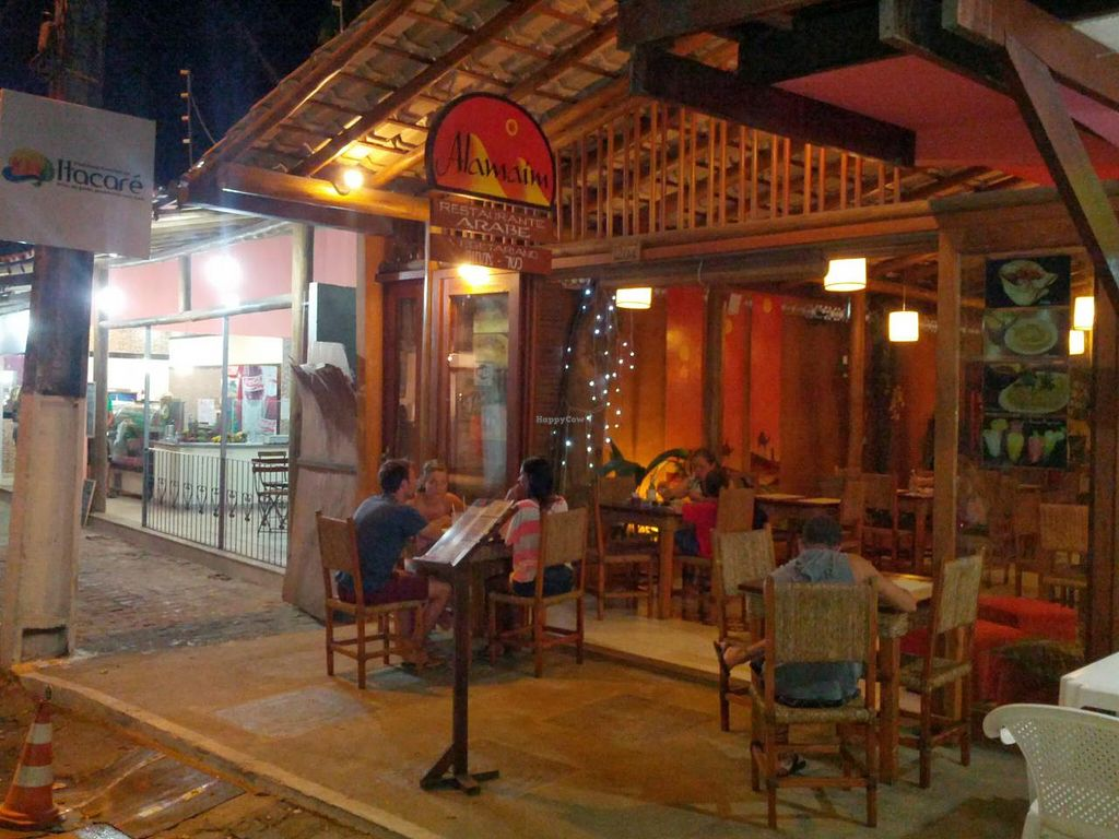 """Photo of Restaurante Alamaim  by <a href=""""/members/profile/jjo"""">jjo</a> <br/>Alamaim front <br/> January 30, 2014  - <a href='/contact/abuse/image/44703/63424'>Report</a>"""