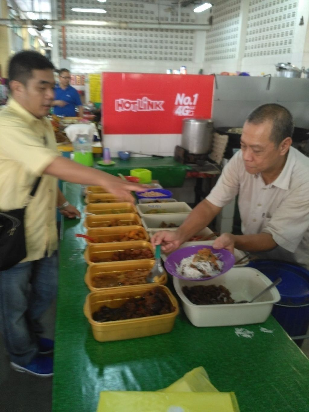 "Photo of Central Market - Vegetarian Stall  by <a href=""/members/profile/SonjaAnshelm"">SonjaAnshelm</a> <br/>Buffé <br/> January 29, 2017  - <a href='/contact/abuse/image/44706/218841'>Report</a>"