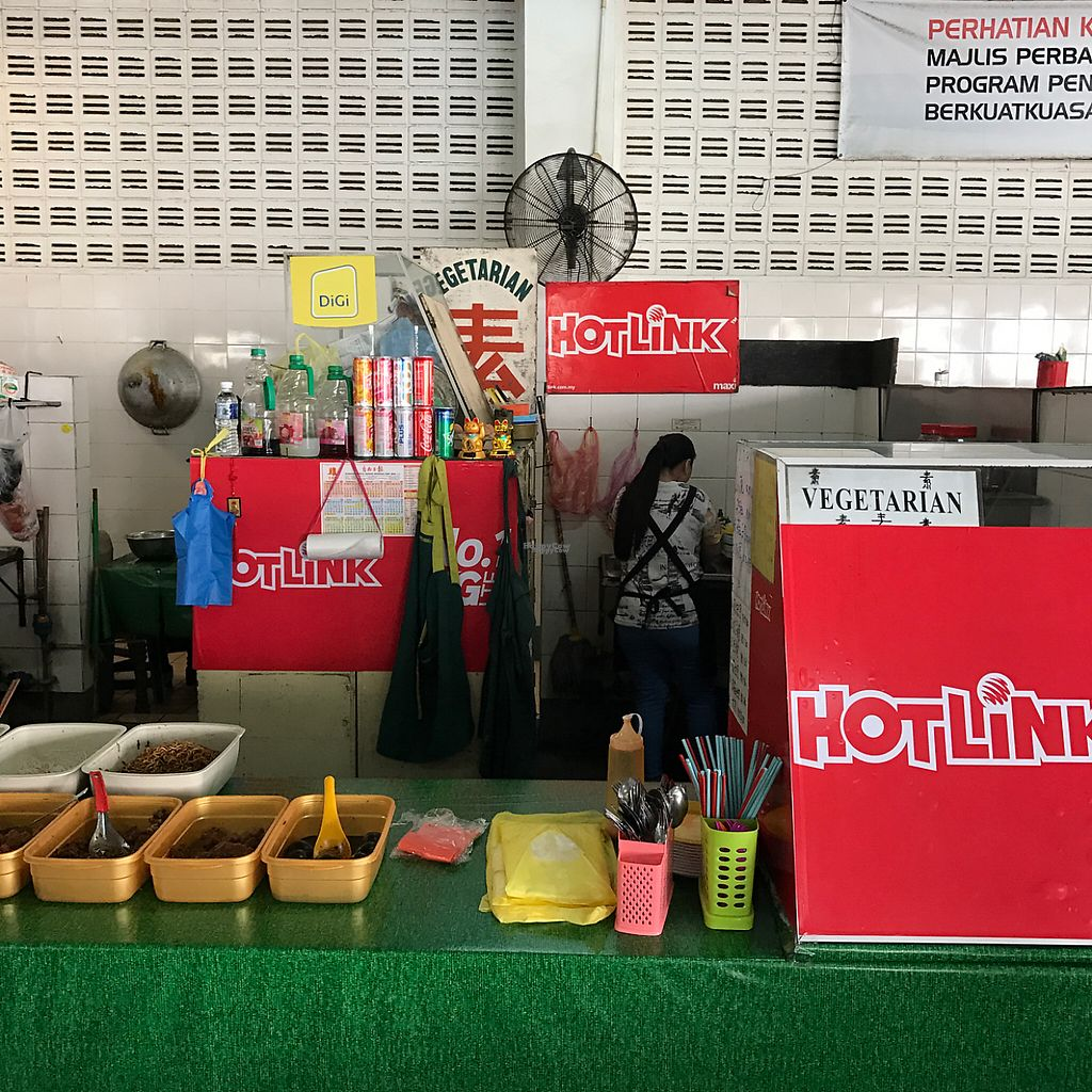 "Photo of Central Market - Vegetarian Stall  by <a href=""/members/profile/earthville"">earthville</a> <br/>the stall <br/> February 10, 2017  - <a href='/contact/abuse/image/44706/224946'>Report</a>"