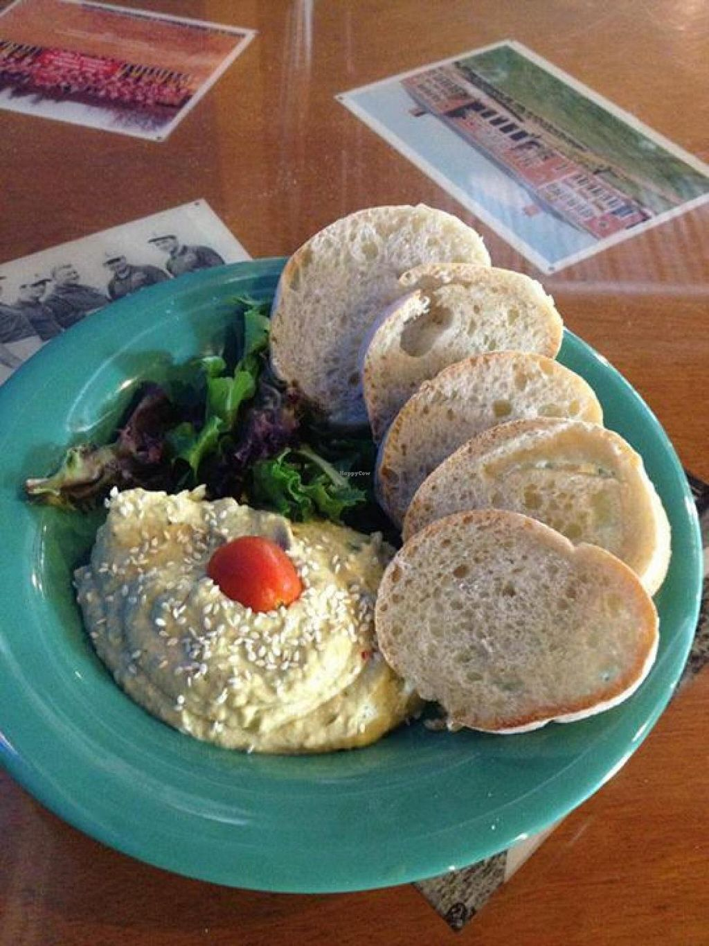 "Photo of Pandoras Pies  by <a href=""/members/profile/community"">community</a> <br/>Roasted Thai Chili Hummus with Coconut <br/> February 7, 2014  - <a href='/contact/abuse/image/44733/63854'>Report</a>"