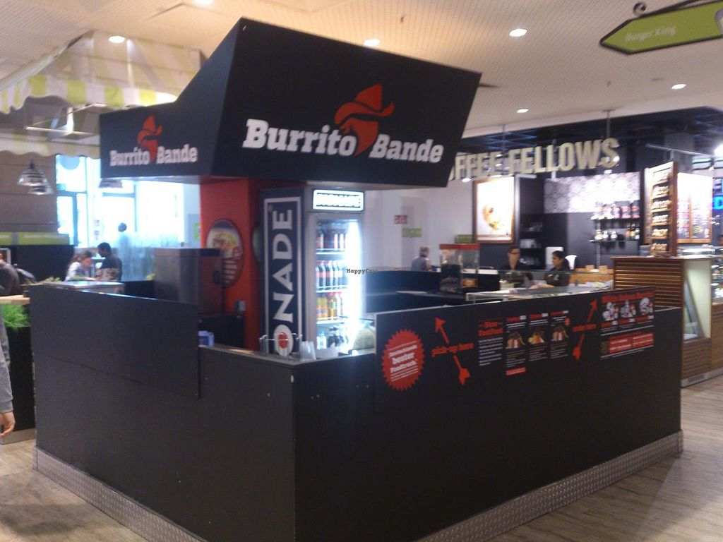 """Photo of Burrito Bande Food Truck  by <a href=""""/members/profile/Tank242"""">Tank242</a> <br/>Burrito@Frankfurt Hbf Markthalle <br/> June 8, 2015  - <a href='/contact/abuse/image/44765/105097'>Report</a>"""