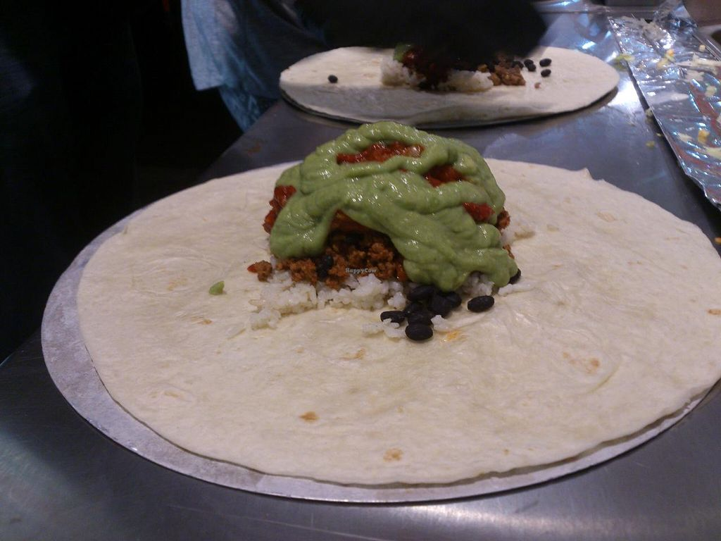 """Photo of Burrito Bande Food Truck  by <a href=""""/members/profile/Tank242"""">Tank242</a> <br/>vegan burrito Frankfurt <br/> June 8, 2015  - <a href='/contact/abuse/image/44765/105109'>Report</a>"""