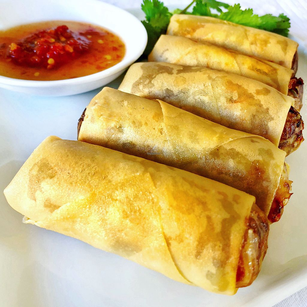 "Photo of Araya's Place  by <a href=""/members/profile/josephsuar"">josephsuar</a> <br/>Spring Rolls  <br/> May 12, 2018  - <a href='/contact/abuse/image/44769/398855'>Report</a>"