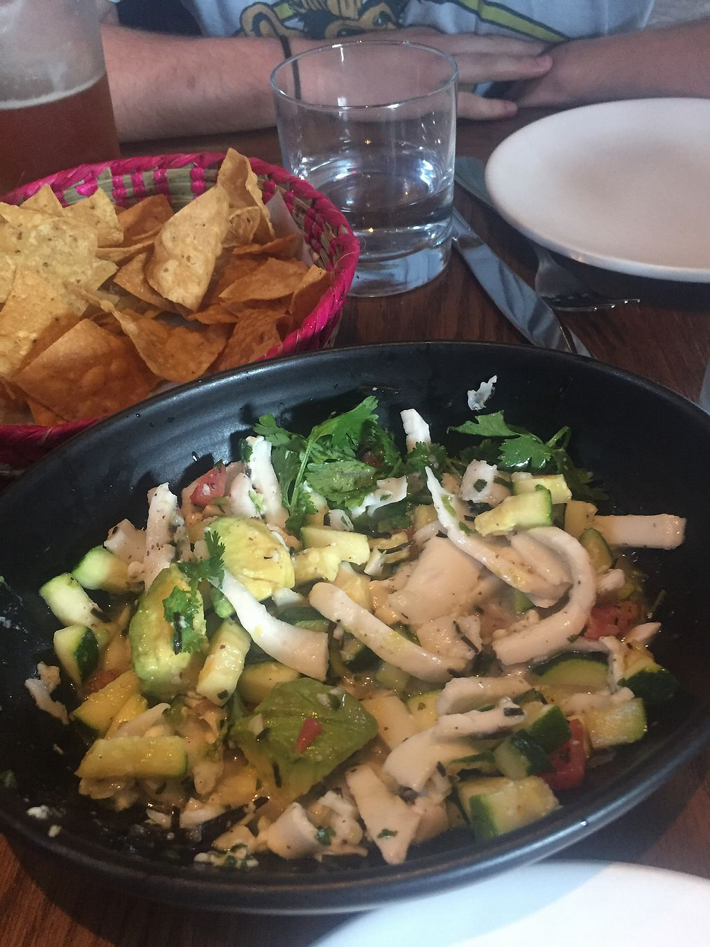 "Photo of Gracias Madre - WeHo  by <a href=""/members/profile/WolfPatrick"">WolfPatrick</a> <br/>Young Coconut Ceviche <br/> July 14, 2017  - <a href='/contact/abuse/image/44780/280251'>Report</a>"