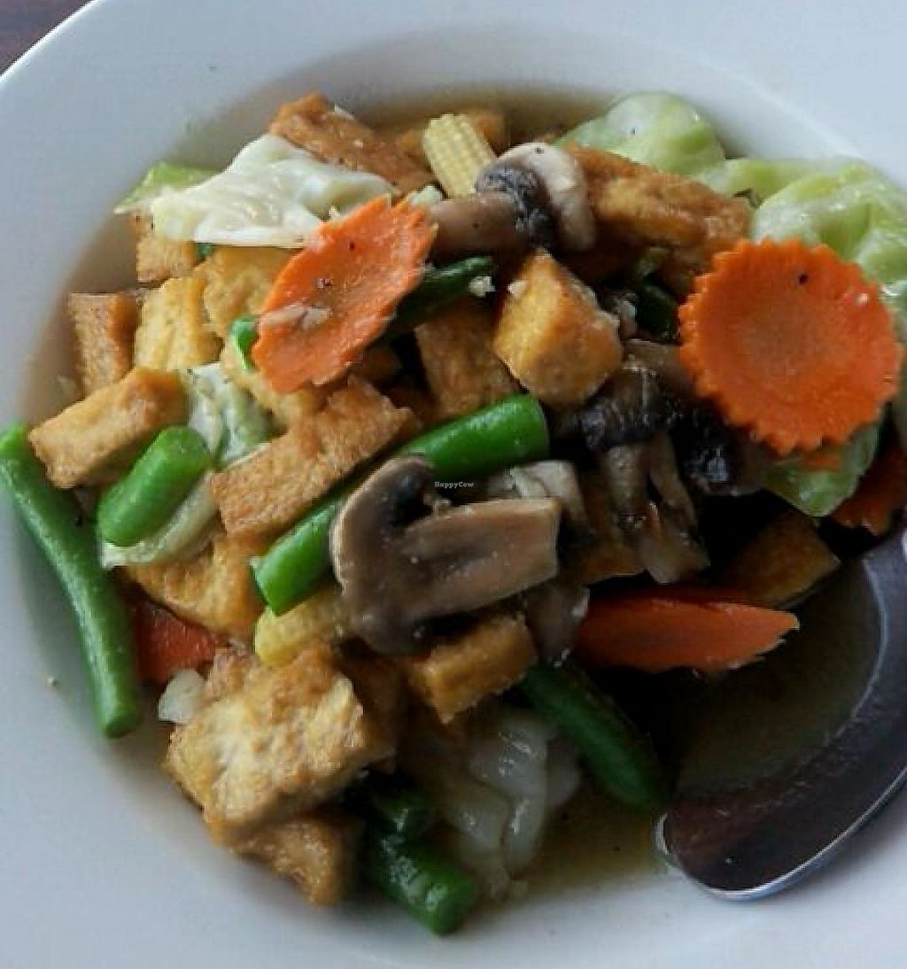 Photo of Tasty Thai  by Navegante <br/>#18, vegan style, July 2014 <br/> July 15, 2014  - <a href='/contact/abuse/image/44784/230851'>Report</a>