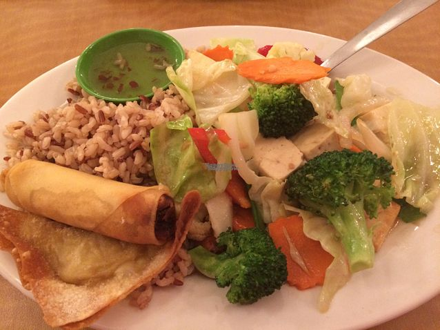 "Photo of Red Curry Vegan Kitchen  by <a href=""/members/profile/Siup"">Siup</a> <br/>x <br/> September 19, 2016  - <a href='/contact/abuse/image/44825/176631'>Report</a>"