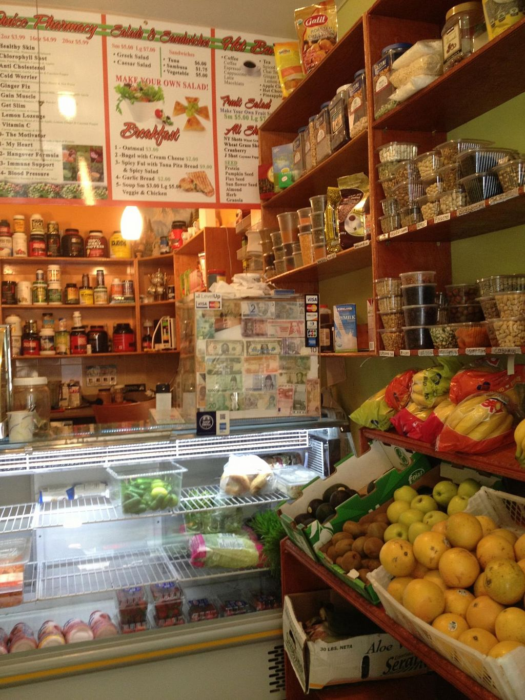 """Photo of Oasis Juice Bar  by <a href=""""/members/profile/aybea"""">aybea</a> <br/>Taken during the summer of 2013. The layout has changed a bit since then! <br/> January 23, 2014  - <a href='/contact/abuse/image/44854/63033'>Report</a>"""
