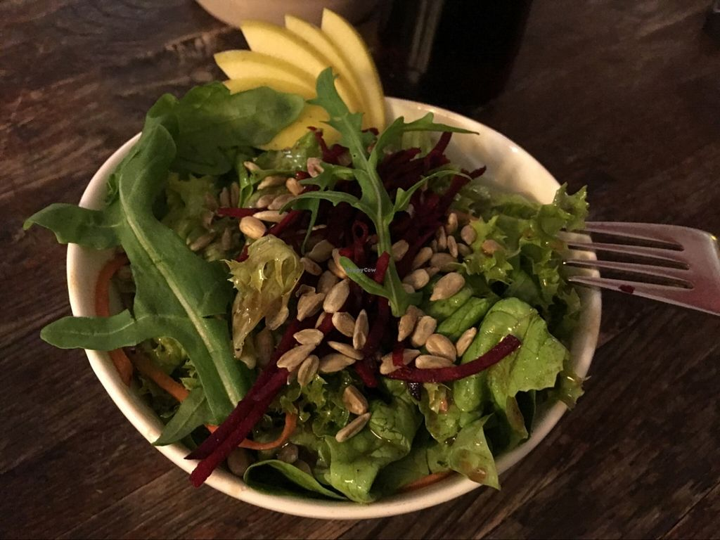 """Photo of El Haso  by <a href=""""/members/profile/marky_mark"""">marky_mark</a> <br/>excellent salad <br/> April 20, 2016  - <a href='/contact/abuse/image/44856/145390'>Report</a>"""