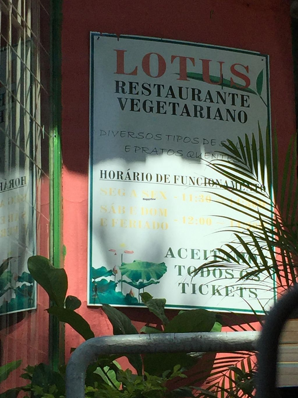 """Photo of Lotus Restaurante Vegetariano  by <a href=""""/members/profile/Paolla"""">Paolla</a> <br/>Lotus - Vegetarian restaurant <br/> January 7, 2016  - <a href='/contact/abuse/image/44859/131416'>Report</a>"""