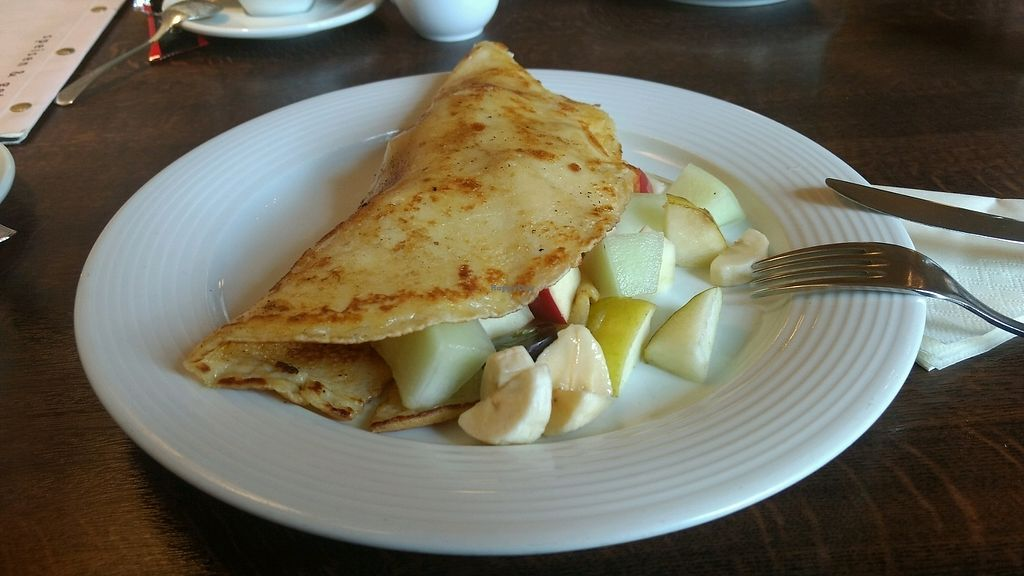 "Photo of Brasil  by <a href=""/members/profile/darkrabbit"">darkrabbit</a> <br/>Pancake with fruits <br/> July 2, 2017  - <a href='/contact/abuse/image/44860/275882'>Report</a>"