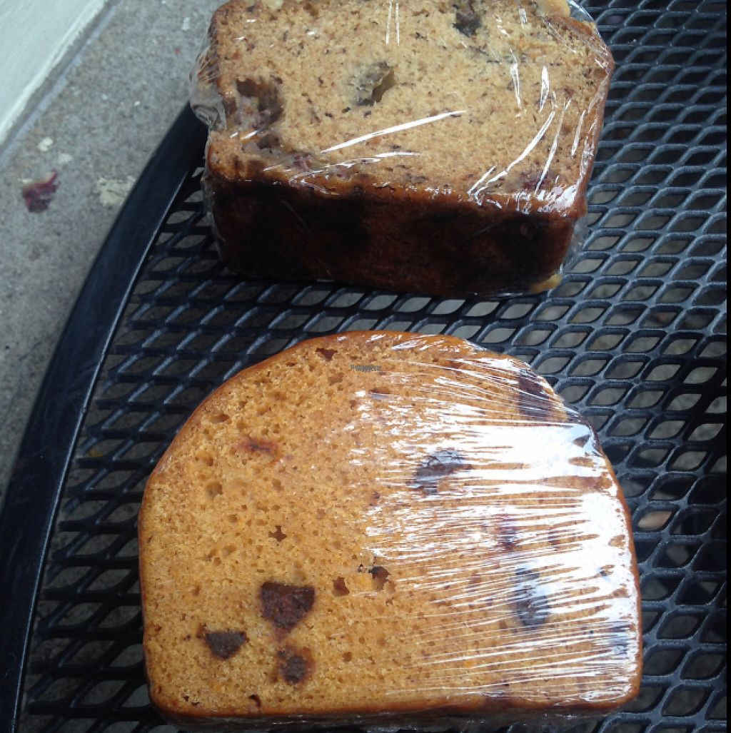 """Photo of The Sentient Bean  by <a href=""""/members/profile/VeganDarling"""">VeganDarling</a> <br/>banana bread! <br/> February 15, 2017  - <a href='/contact/abuse/image/4486/226951'>Report</a>"""